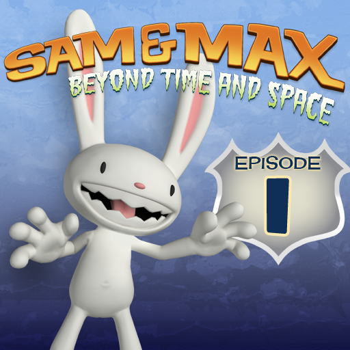 Sam & Max Beyond Time and Space Ep 1 iOS